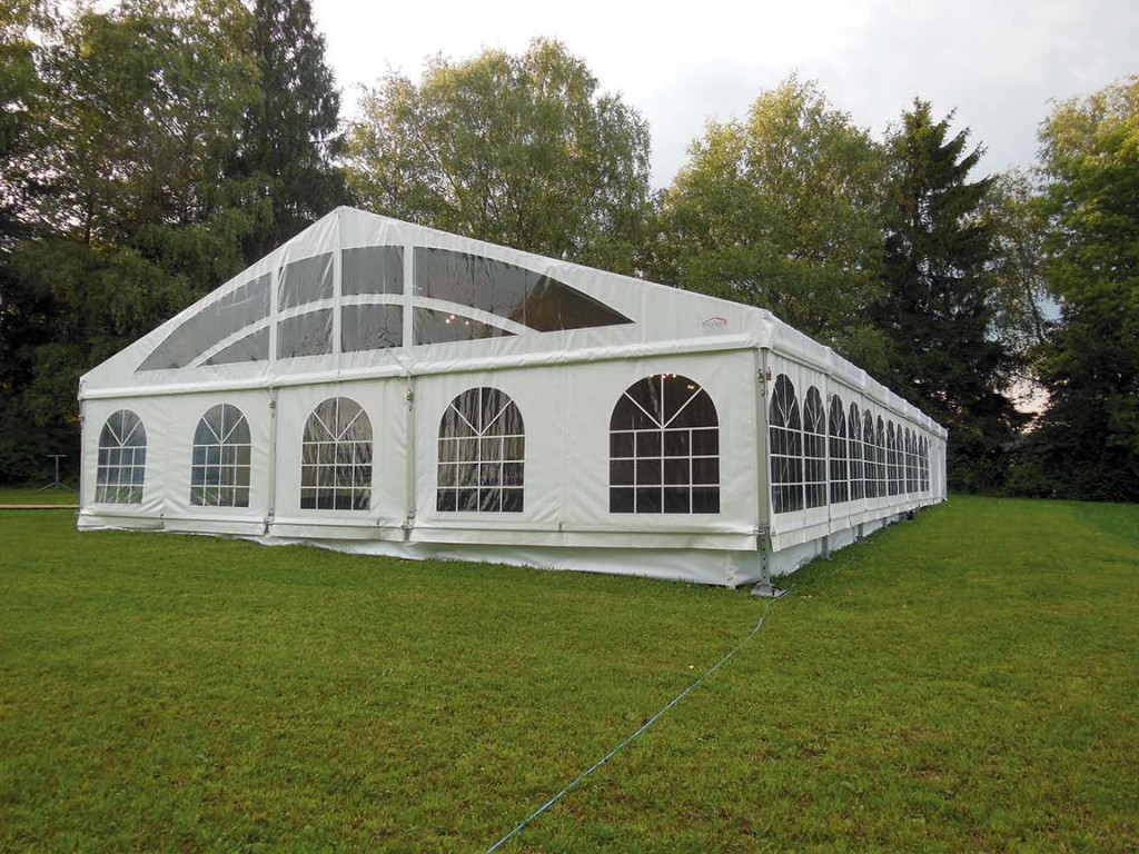 Technical Data Standard & Wine Tent Series - H-Line Structures u0026 Marquees