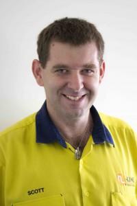 Scott Wood H-line Structures Workshop Supervisor