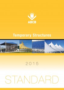ABCB Standard - Temporary Structures